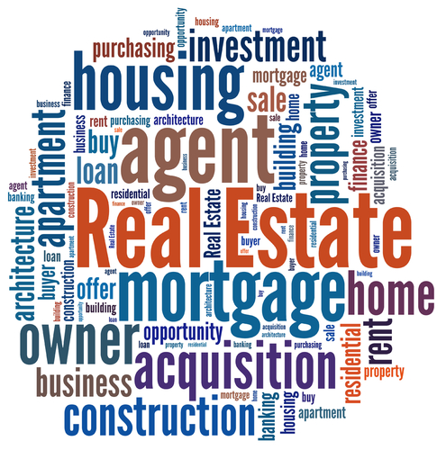 real estate vocabulary words, real estate investment
