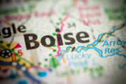 Boise, Idaho, map detail, Hottest housing markets 2019