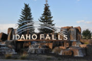 Idaho Falls, waterfall, real estate market