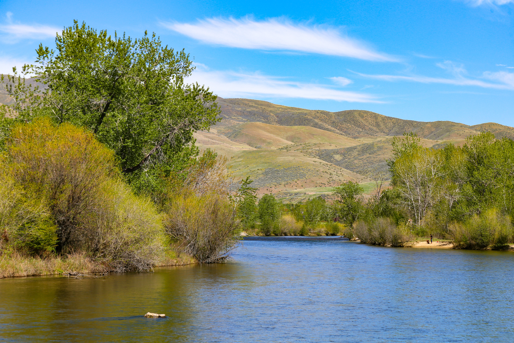 southeast Idaho, scenic landscape, why invest