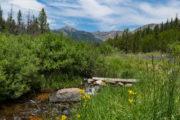 beautiful mountain valley, Sun Valley, Idaho, great year-round investment